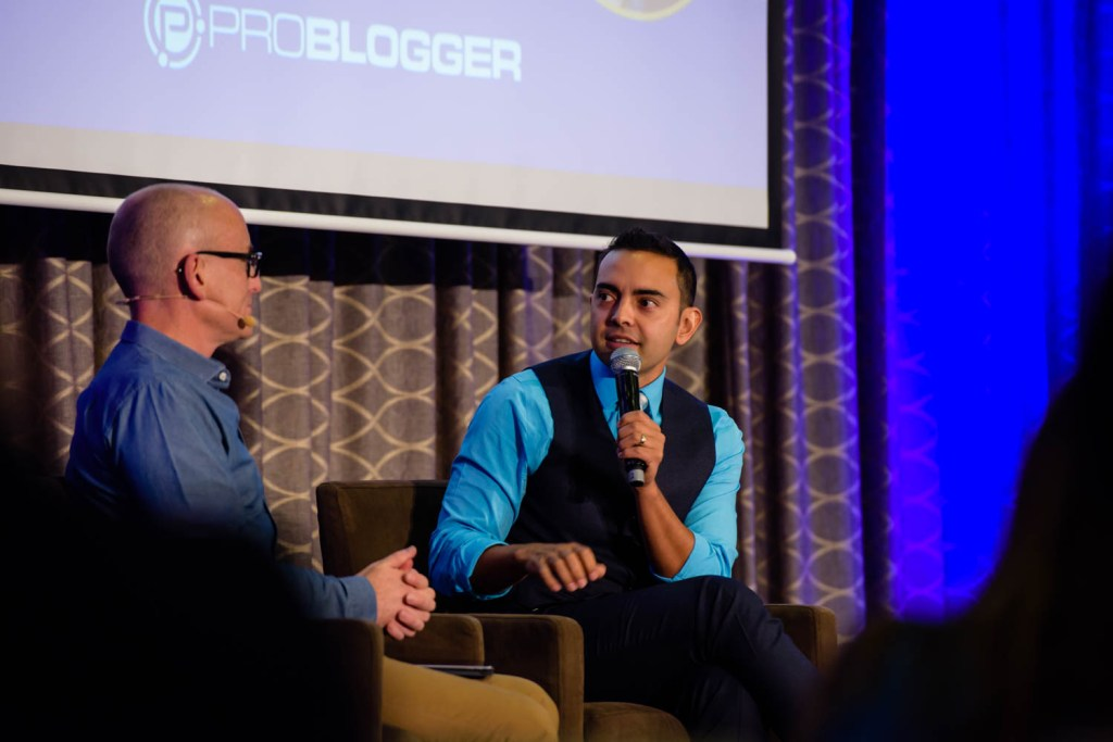 What you Missed Last Week at ProBlogger Evolve