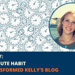 Case Study: The 30-Minute Habit That Transformed Kelly's Blog
