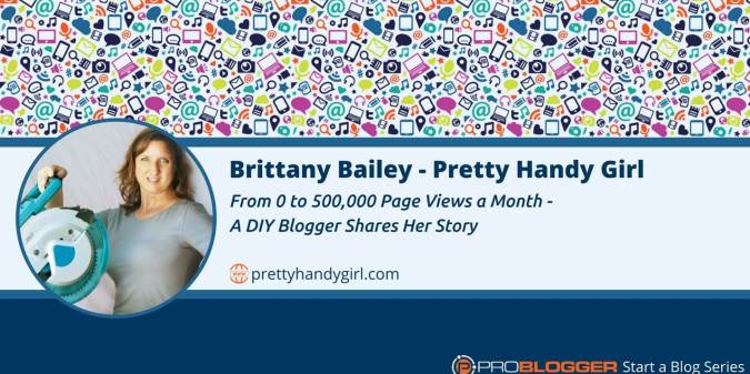 DIY blogger goes from 0 to 500,000 page views a month