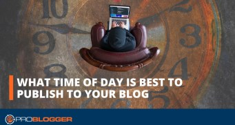 Best time to publish your blog posts