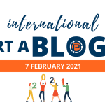 International Start a Blog Day Class of 2021