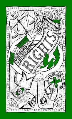 UnBias Awareness Cards – Rights Suit Illustration