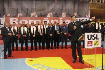 Crin Antonescu: Sa faci o alianta intre PSD si PNL e ca si cum ai vrea sa faci o alianta intre Braila si Galati