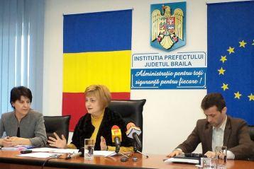 Prefectura Braila asigura electoratul ca vor fi alegeri sigure si corecte