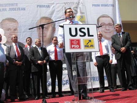 Simionescu este de acord sa-i fie folosita imaginea in campania electorala de catre candidatii USL