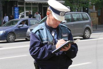 Politia in actiune !