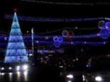 Iluminatul de sarbatori costa 150.000 de euro la Braila; luminile vor fi deschise in aceasta seara