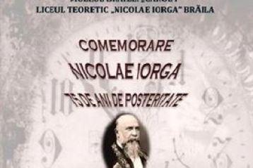 Nicolae Iorga - 75 de ani de posteritate
