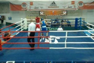 Fernando Anton are medalia asigurata la nationalele de box pentru juniori