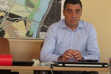 Chiriac a prezentat proiectele pentru care CJ Braila intentioneaza sa acceseze fonduri europene