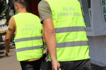Mandat de executare a pedepsei cu închisoarea pus în aplicare de polițiști