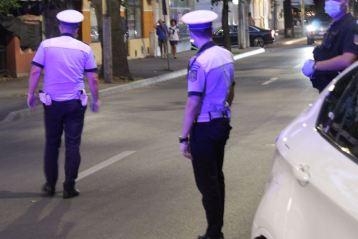 Polițiștii și jandarmii au verificat respectarea măsurilor de prevenire a răspândirii SARS-COV-2 în mijloacele de transport