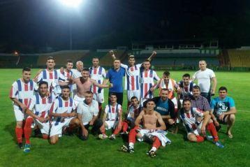 Sportul Chiscani şi Victoria Traian încheie săptămâna cu jocuri amicale