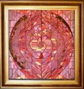 Spirale / Mosaik Batik