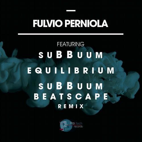 Fulvio Perniola - Fulvio Perniola EP-cover