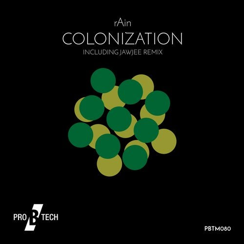 COLONIZATION - rAin - Cover