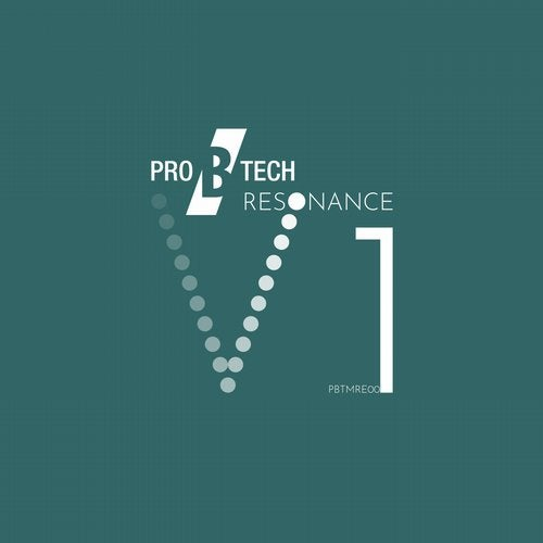 VARIOUS-ARTISTS-PRO-B-TECH-MUSIC-RESONANCE V1-COVER