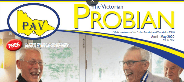 Get your Probian Today