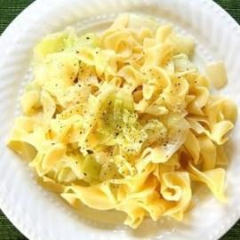 Heluski (Cabbage & Noodles)