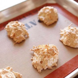 Coconut Macaroons (small batch)