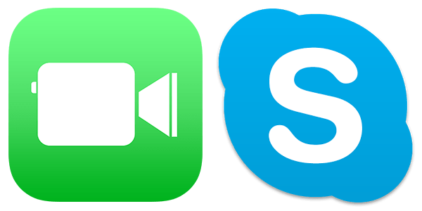 procabulary skype and facetime coaching option icons