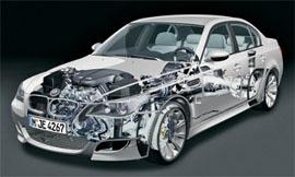 Cutaway-BMW-Repair
