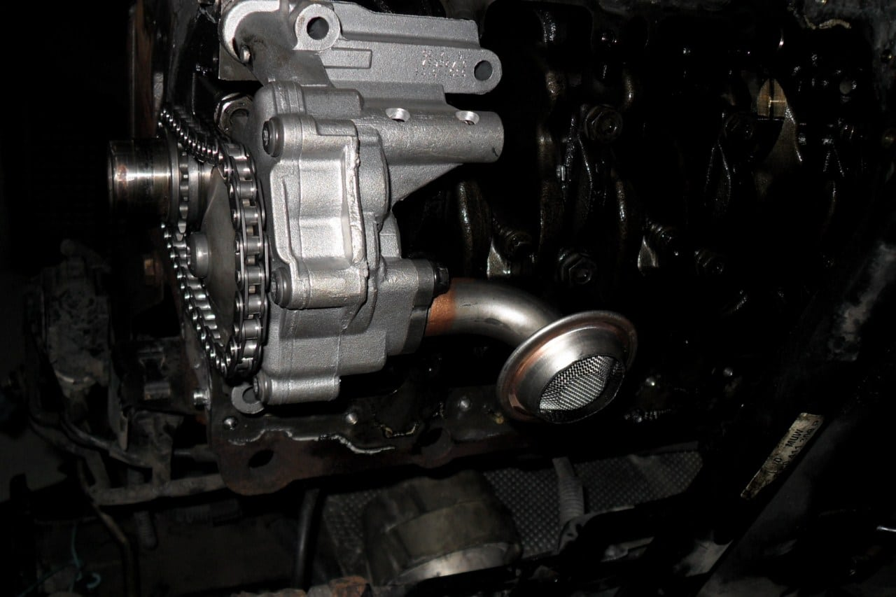 Signs That An Oil Pump Needs Replacing Vw Passat V6 Pan Diagram On Honda Accord Engine Cause Of Low Pressure
