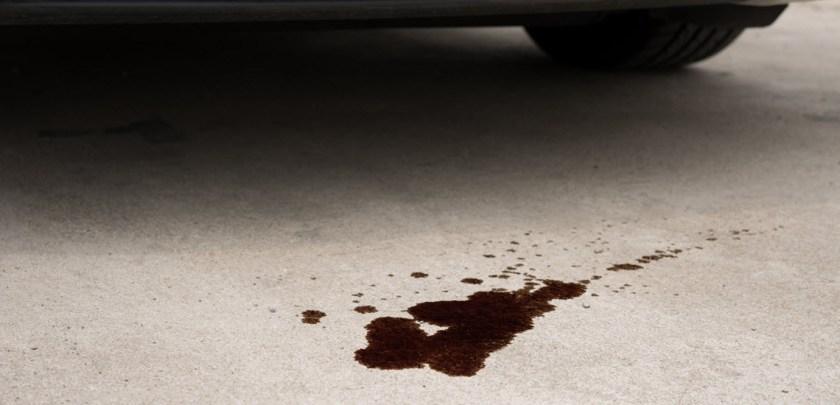 Bentley Oil Leak