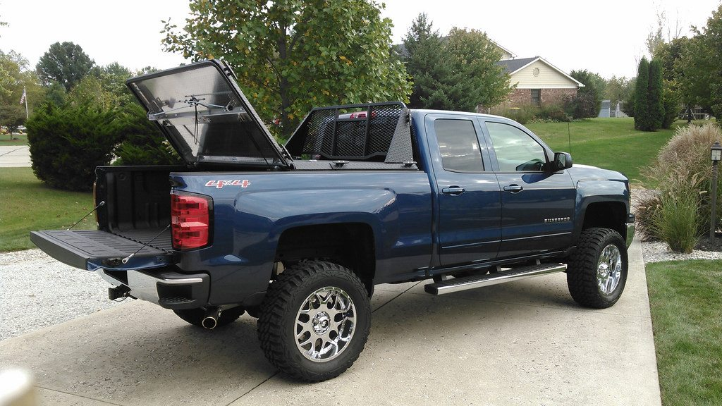Best Tonneau Cover 2019 Hard Folding Retractable Roll