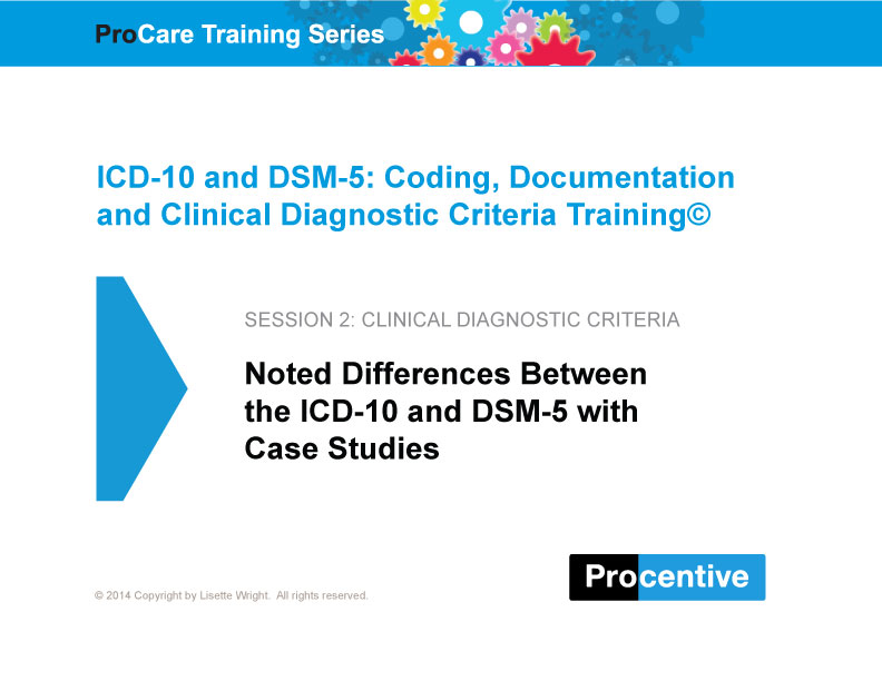 ICD-10 Session 4