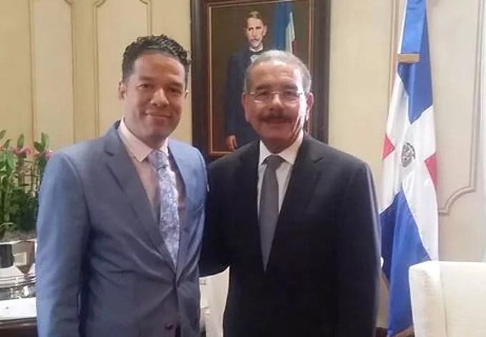 Danilo Medina cancela al Viceministro de la Juventud recién nombrado