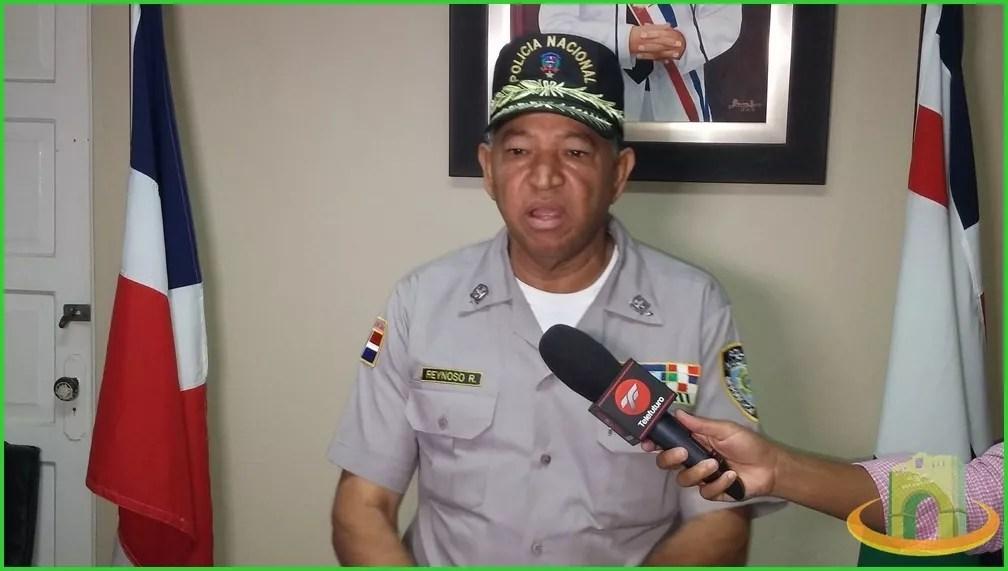 Director regional Policía denuncia