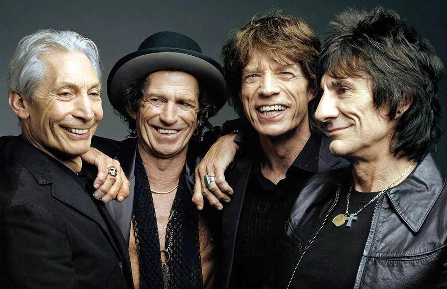 Lejos del retiro The Rolling Stones anuncia una nueva gira