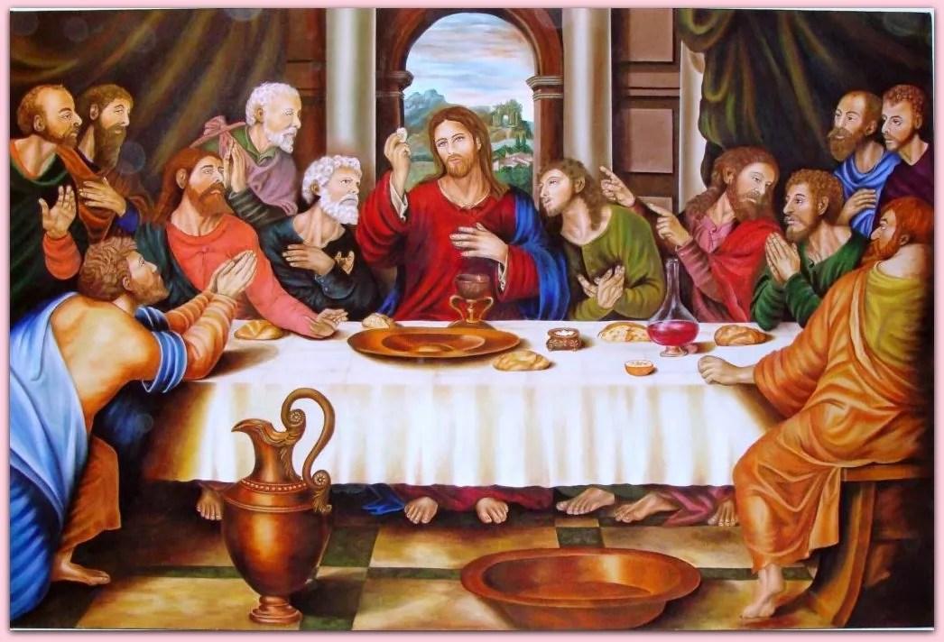 ¿Cuál es el motivo de la celebración del Jueves Santo?