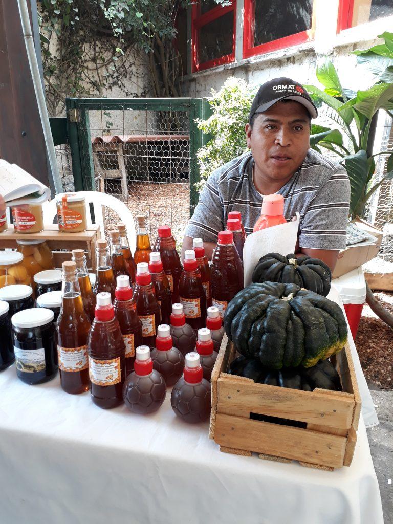 Miel de abejas multifloral