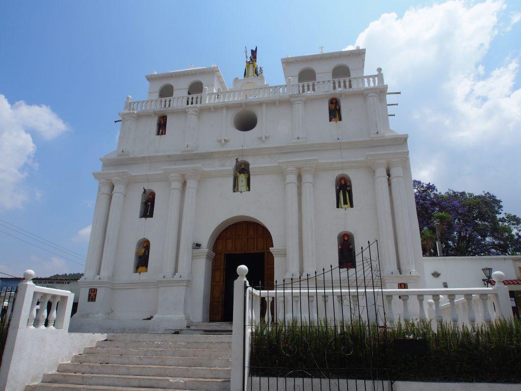 Santo Domingo Xenacoj