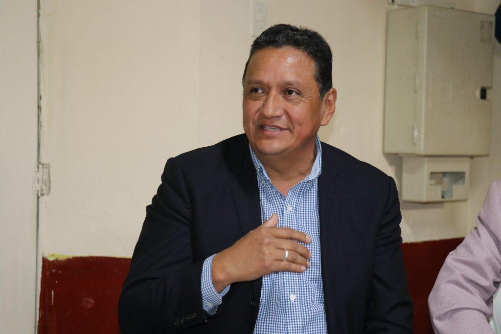 Otto García, Cacif