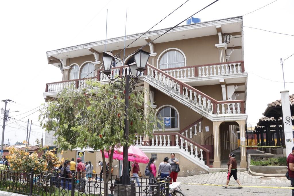 Municipalidad de Magdalena Milpas Altas