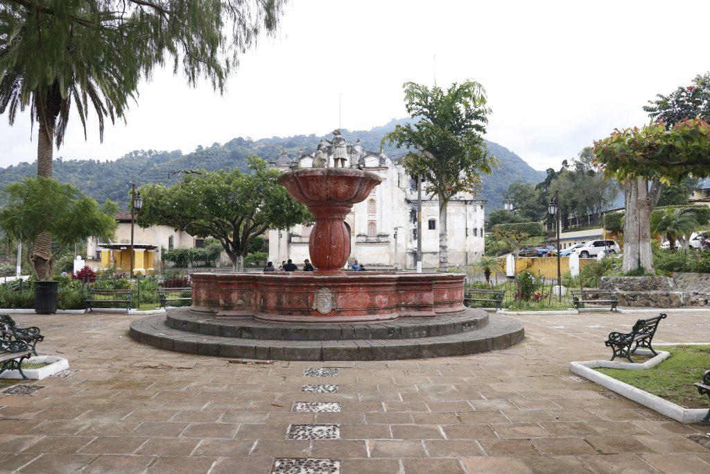 Fuente y Jardín San Juan del Obispo