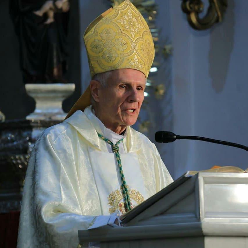 Toma de posesión del Arzobispo de Guatemala