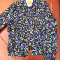 512fe123b235 Supreme Supreme Levis Floral Denim Jacket Size M Denim Jackets For