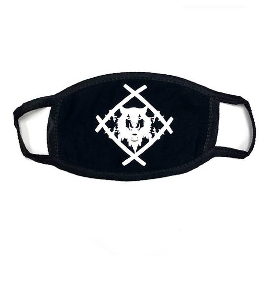 Xavier Wulf / Hollow Squad Hollowsquad Sesh Face Mask ...