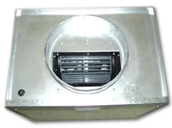 Air Duct Heater Air Fan