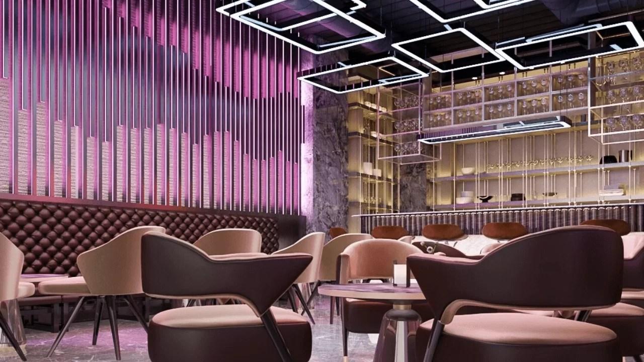 افضل ديكورات المطاعم لعام 2021