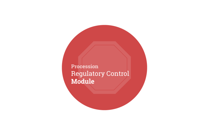 Procession Regulatory Control Module
