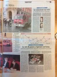 Il Centro, ed. L'Aquila, 01-04-2009, 4