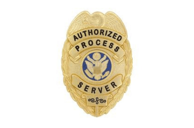 Process Serving badge