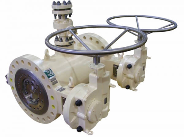 Vridspjäll Block Bleed (DBB2 Triple Offset Butterfly Valve) Image