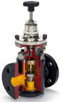 PRV47 Pilot operated pressure reducing valve DN15-50 Image