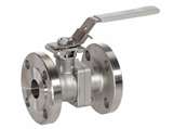 2-piece Type AF94D / DN15-DN100 short pattern (Flanged Ball Valves) Image